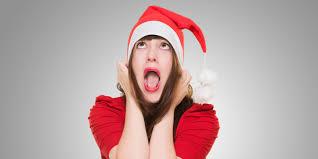 stresszes karácsony